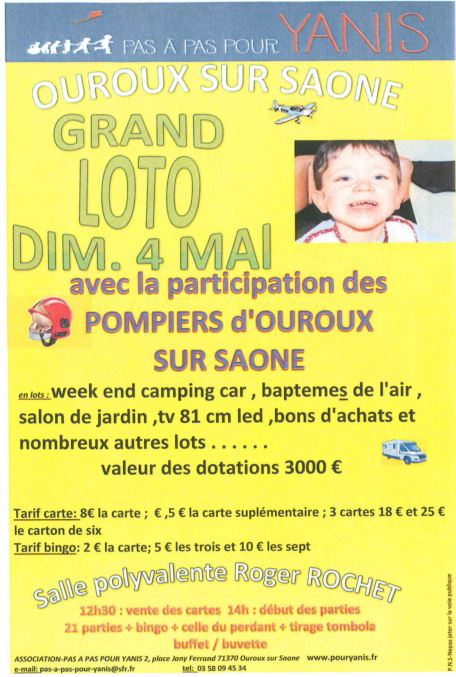 LOTO OUROUX - YANIS