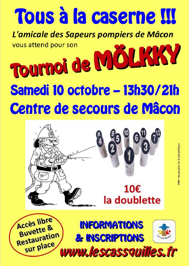 1er concours de molkky macon pompiers 71. Black Bedroom Furniture Sets. Home Design Ideas